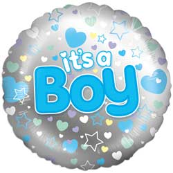 It*s a Boy Balloon