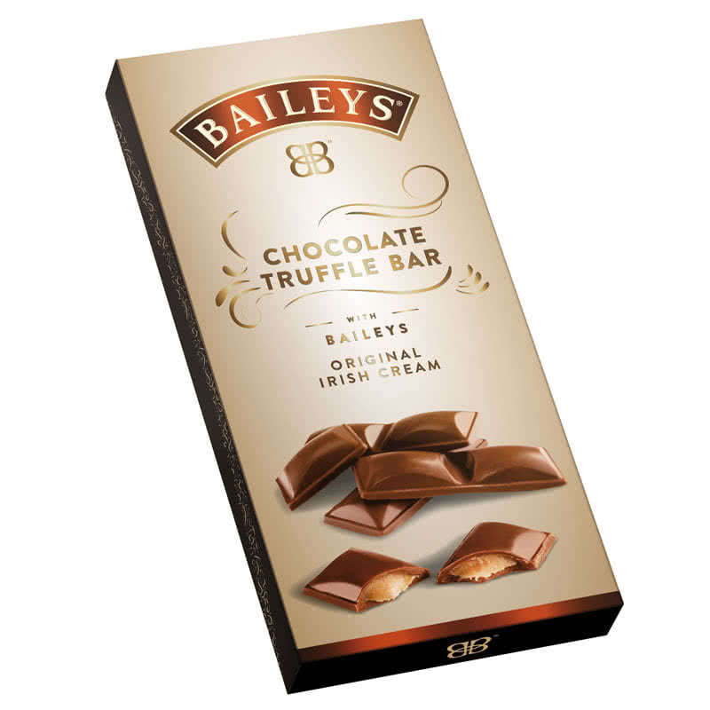 Baileys Milk Chocolate Truffle Bar