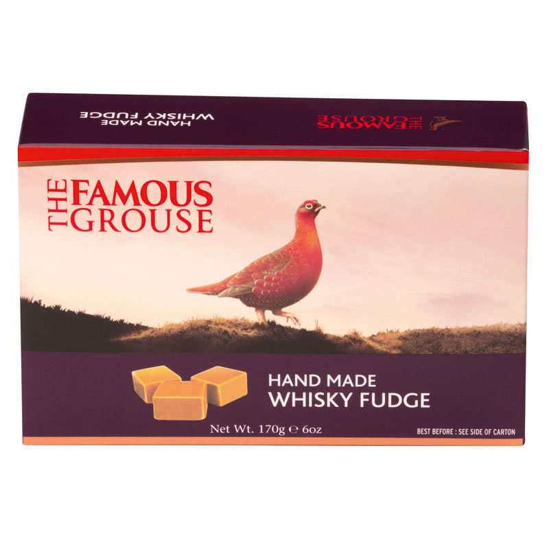 Famous Grouse Hand Made Famous Grouse Whisky Fudge
