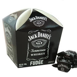 Tennessee Whisky Fudge