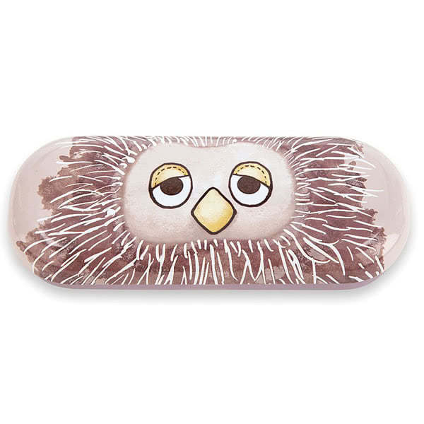 Jellycat Dont Give A Hoot Glasses Case