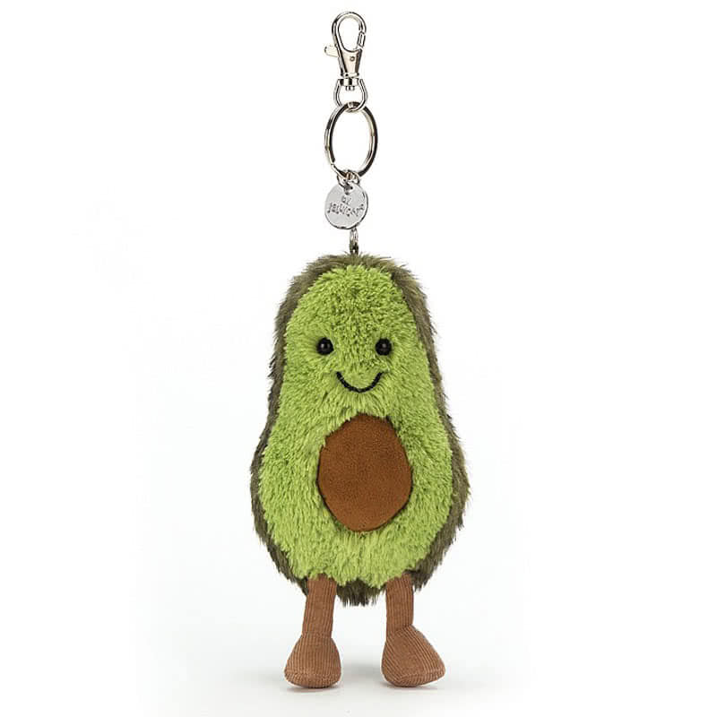JellycatAmuseable Avocado Bag Charm