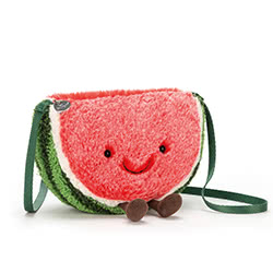 Amuseable Watermelon Bag