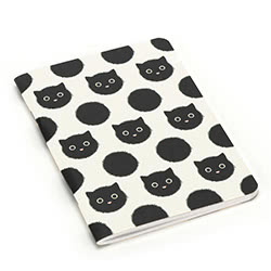 Kutie Pops Kitty A6 Notebook