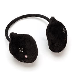 Kutie Pops Kitty Ear Muffs