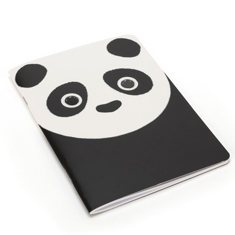 Jellycat Kutie Pops Panda A5 Notebook