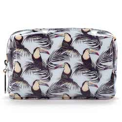 Toucan Beauty Bag