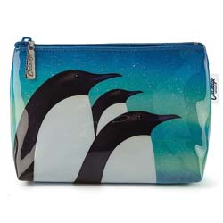 Aurora Penguins Make-Up Bag