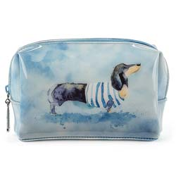Dachshund Beauty Bag