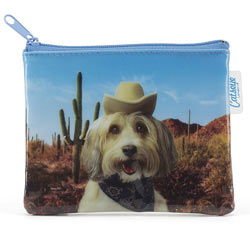 Desert Dog Coin Purse