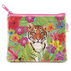 Tiger Lily Coin Purse