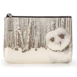 Owl in Woods Pouch