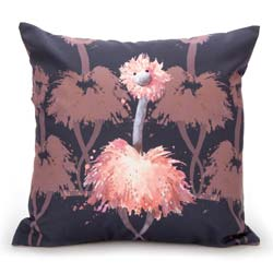 Glad To Be Me Navy Cushion