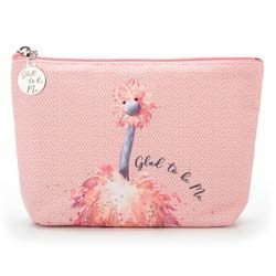 Glad To Be Me Pink Small Bag