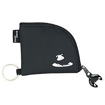 Catseye London Black Sheep Purse