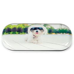 Diva Dog Glasses Case
