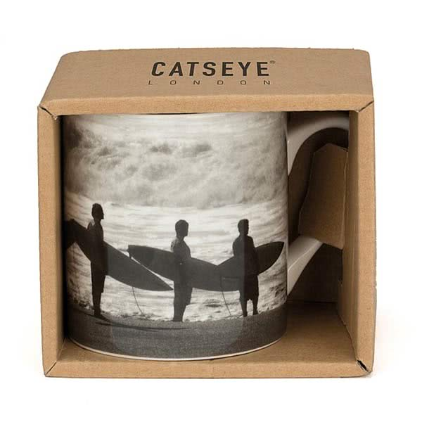 Catseye London Surfers Mug