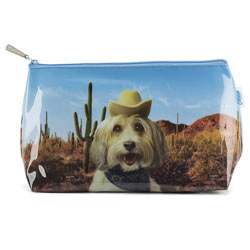 Desert Dog Wash Bag