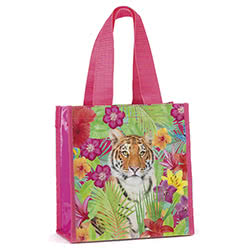 Tiger Lily Carry Bag