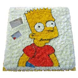 Bespoke Bart Simpson Tribute