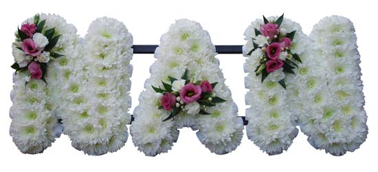 Funeral NAN Flower Tribute