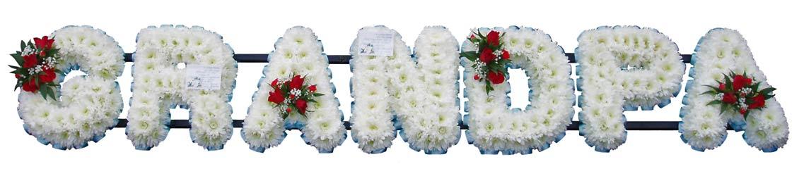 GrandadGrandpaGrampsPopsPapa Funeral FlowersTributes