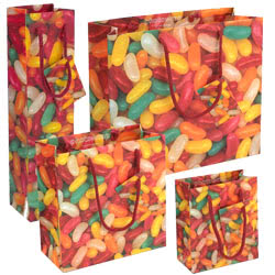 Jelly Beans Gift Bags