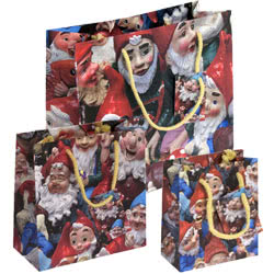 Gnomes Gift Bags