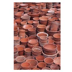 Plant Pots Greeting Card