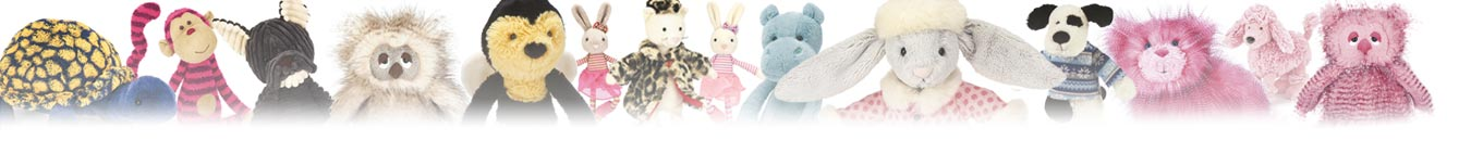 Fleurtations: Recommended Jellycat Stockist
