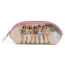 Bathing Belles Oval Bag