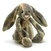 Forest Folk Cottontail Bunny