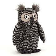 Full range of Jellycat Owls