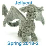 Jellycat What's New Spring 2018-2