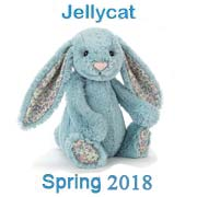 Jellycat What's New Spring 2018