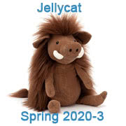 Jellycat New soft toy designs for Spring 2020 page three