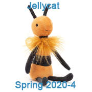Jellycat New soft toy designs for Spring 2020 page four