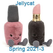 Jellycat new soft toy designs for Spring 2021 - page three - with UK and USA delivery