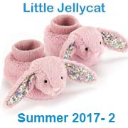 Little Jellycat New Designs Summer 2017 - 2