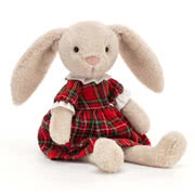 Jellycat Lottie Bunnies including Ballet, Bedtime, Floral, Party, Sailing and Tartan