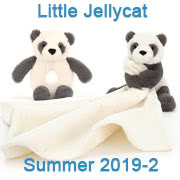 Jellycat New Baby Safe Designs for Summer 2019 Page 2