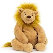 Jellycat rumpletum Bear, Dino, Elephant and Lion soft toys