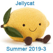 Jellycat New soft toy designs for Summer 2019 Page 3