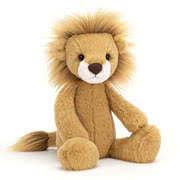 Jellycat Wumper Lion, Monkey and Tiger