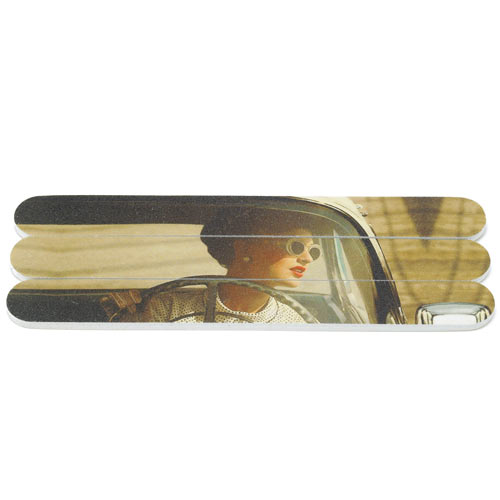 Jellycat Steering Wheel Girl Nail Files