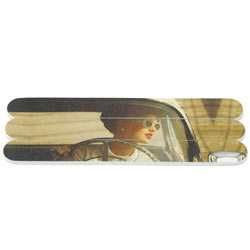 Steering Wheel Girl Nail Files