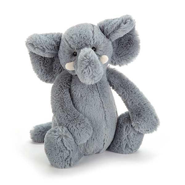 Jellycat Bashful Elephant Small 163 10 75