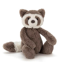 Bashful Raccoon Small