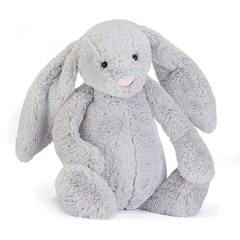 Jellycat Bashful Silver Bunny Huge £39.45