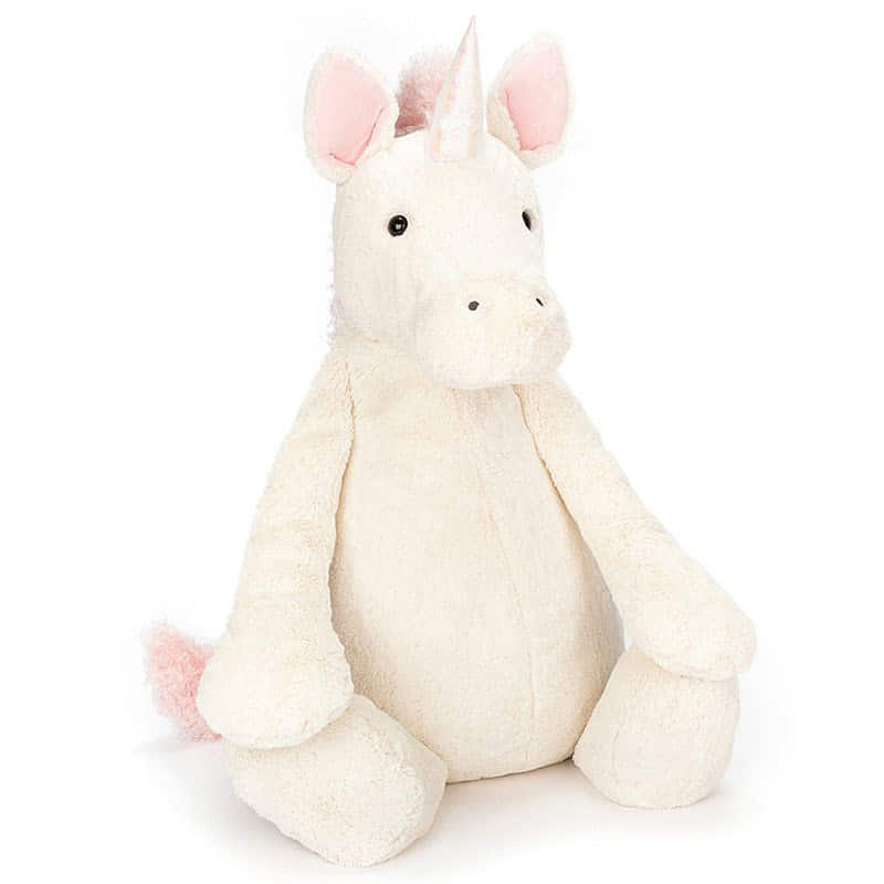 Jellycat Bashful Unicorn Very Big